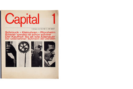 Capital 1 3/1964