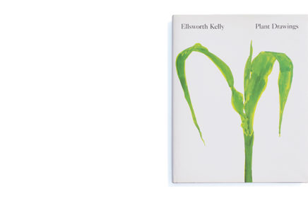 Hardcover: Ellsworth Kelly Plant Drawings, 1948-2010