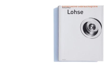 Richard Paul Lohse Konstruktive Gebrauchsgrafik
