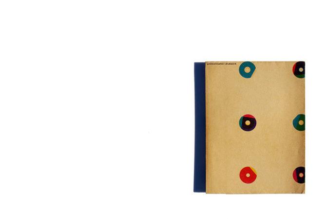 Printed Matter / Drukwerk 1st edition