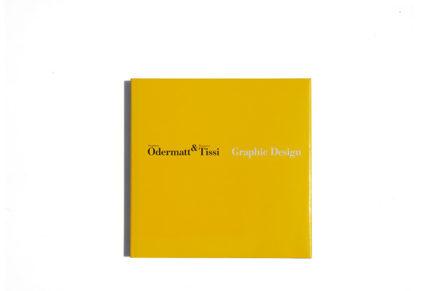 Siegfried Odermatt & Rosmarie Tissi: Graphic design
