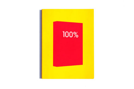 The Best Dutch Book Designs 1998: 100%