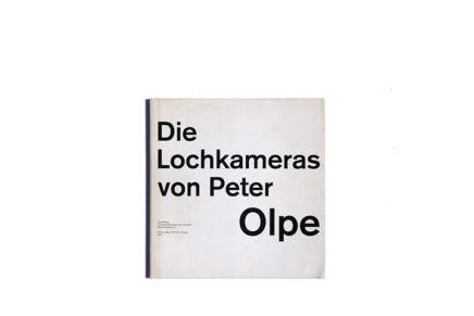Die Lochkameras von Peter Olpe