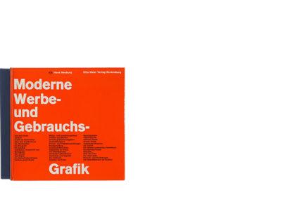 Hans Neuburg: Moderne Werbe- und Gebrauchsgraphik