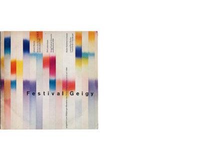Festival Geigy 200 LP