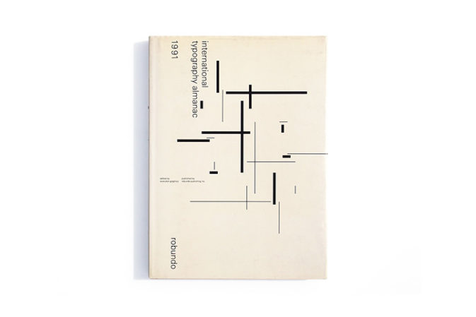 International Typography Almanac 1991
