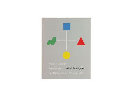 Kunst + Design, Almir Mavignier, Preistrager der Stankowski-Stiftung 1985