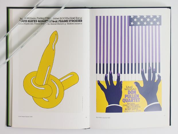 jazz blvd niklaus troxler posters spread