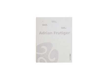 Adrian Frutiger Forms and counterforms paperback