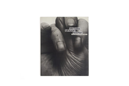 John Coplans Self Portrait: Hand / Foot Museum Boymans-van Beuningen