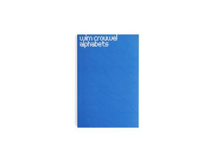 Wim Crouwel Alphabets