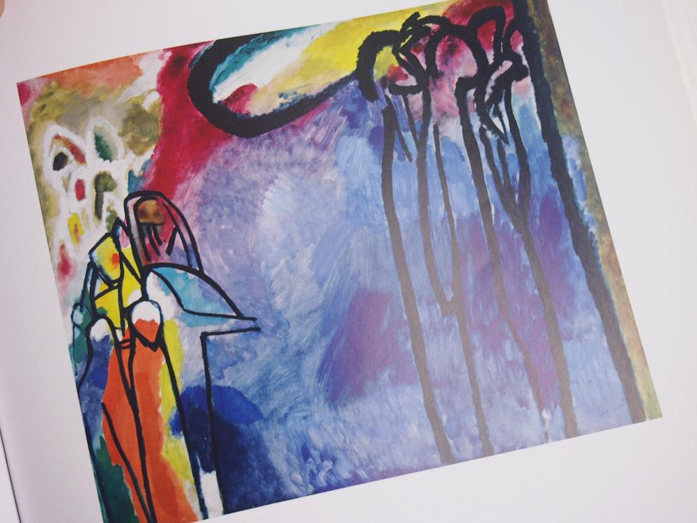 kandinsky paintings guggenheim - 1000×750