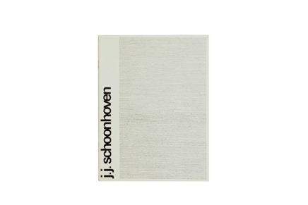 """Catalogus Stedelijk Museum 515: """"J.J. (Jan) Schoonhoven – tekeningen"""""""