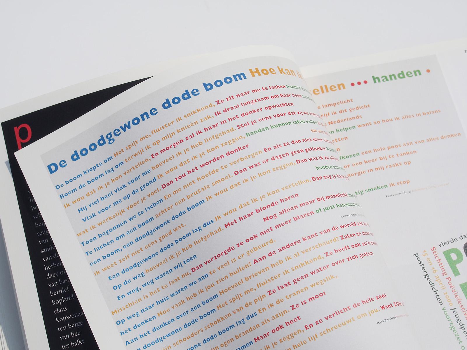 Working Title Piet Gerards Graphic Designer Spread
