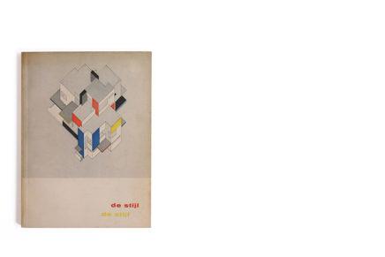 Catalogus Stedelijk Museum 81: de stijl