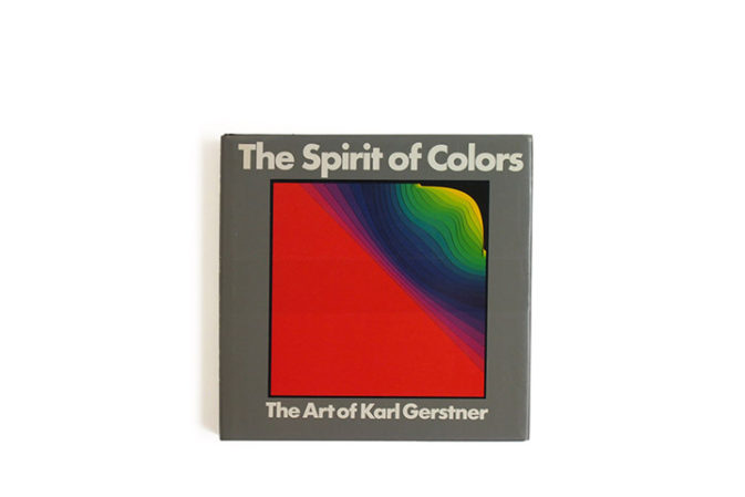 Spirit of Colors: The Art of Karl Gerstner