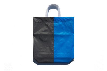 KM bag I/S Sky Blue/ Dark Gray