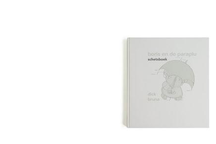 Boris En De Paraplu: Schetsboek