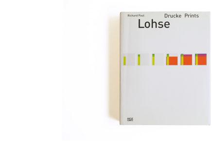 Richard Paul Lohse: Drucke/ Prints