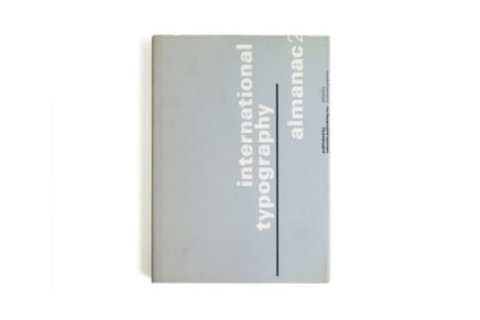 International Typographic Almanac 2
