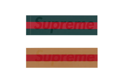 Supreme Stripe