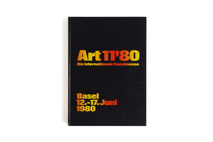 Art 11'80 Die Internationale Kunstmesse