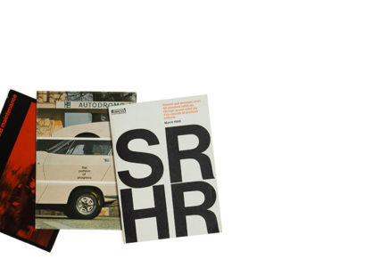 Pirelli back catalogue 1968