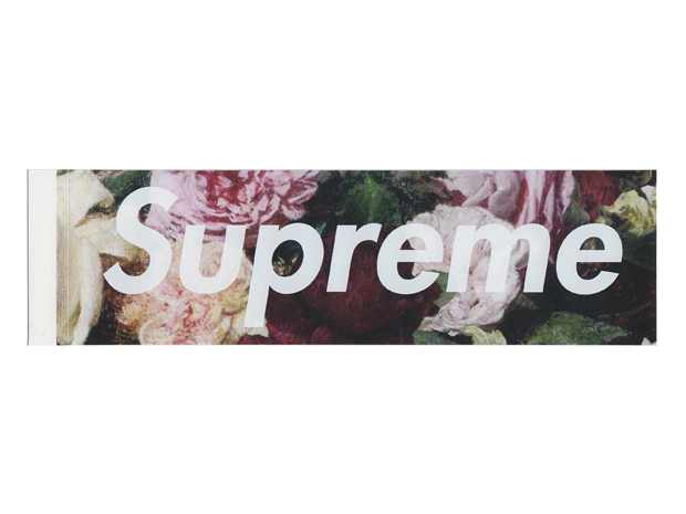 Supreme Stickers 2013 Sticker product dimensions: