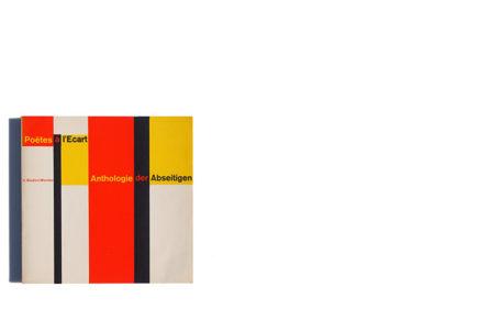 Poètes à l'Ecart Anthologie der Abseitigen