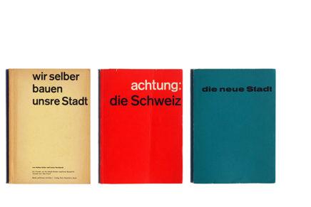 Basler Politische Schriften  complete original copies