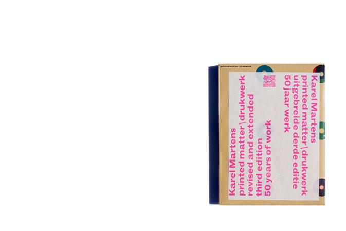 Printed Matter / Drukwerk 3 Blg edition (unopened copy)