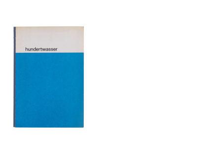 Catalogus Stedelijk Museum 364: hundertwasser