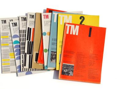 TM SGM RSI 1954/1-12 complete