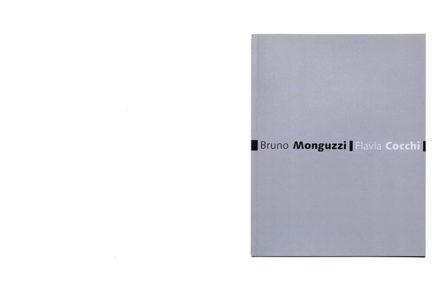TM SGM RSI 2004/1 Bruno Monguzzi