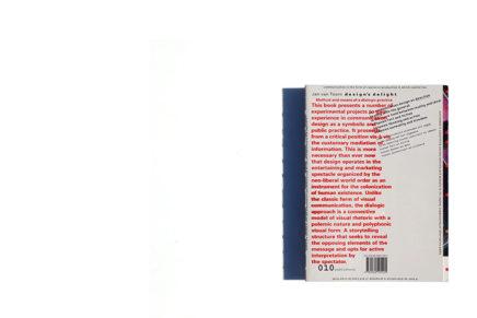 Jan Van Toorn: Design's Delight