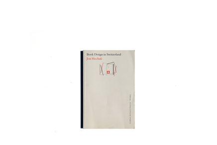 Book design in Switzerland