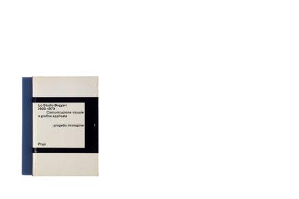 Lo Studio Boggeri 1933-1973. Comunicazione visuale e grafica applicata.