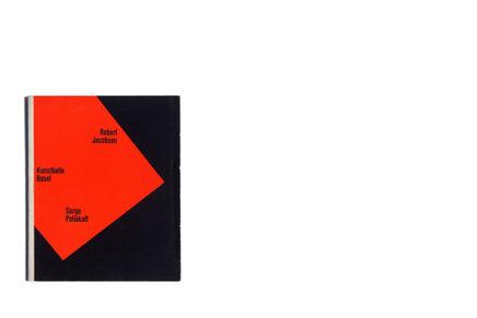 Kunsthalle Basel Robert Jacobsen / Serge Poliakoff