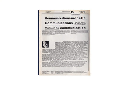 TM communication 15 1979 Educational Concepts