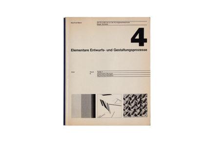Elementare Entwurfs- und Gestaltungsprozesse Band 4