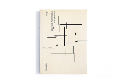 International Typography Almanac 1991