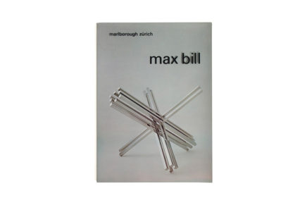Max Bill neue werke / recent works