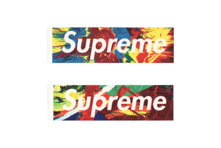 Supreme Spin Paintings