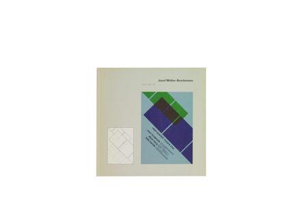 Josef Müller-Brockmann Posters 1948–1981, c.1988